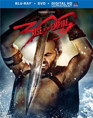 300:RISE OF AN EMPIRE BY HEADEY,LENA (Blu-Ray)